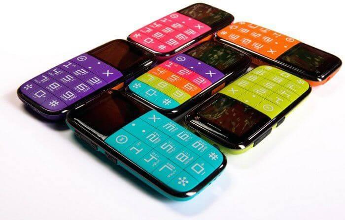 5 найдивніших у світі телефонів