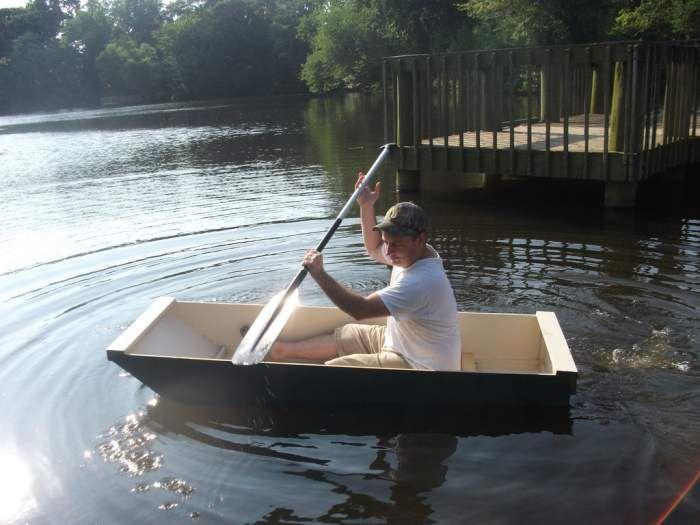 8 оригінальних саморобних човнів, які може зробити кожен