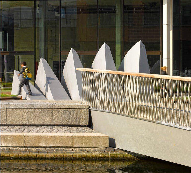 Архітектори розробили оригінальний пішохідний міст в Лондоні