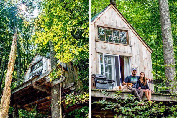 Будиночок у лісі за 4 тис. $