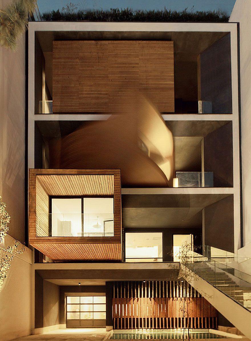 Дивовижний будинок, кімнати якого обертаються