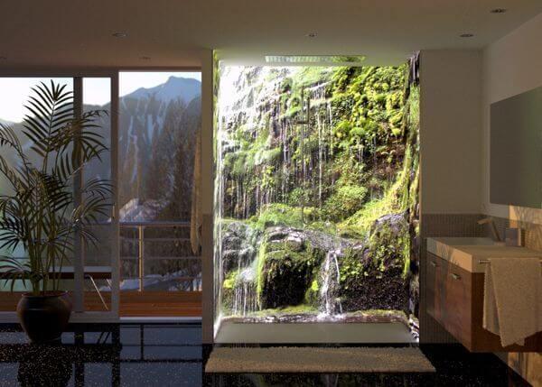 Душ з LED екранами від Simon Michel і Steffen Gramsch