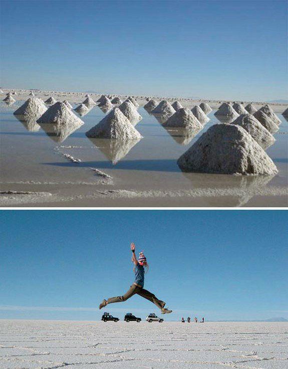 Екстремальний екотуризм- 7 скелястих і соляних чудес світу