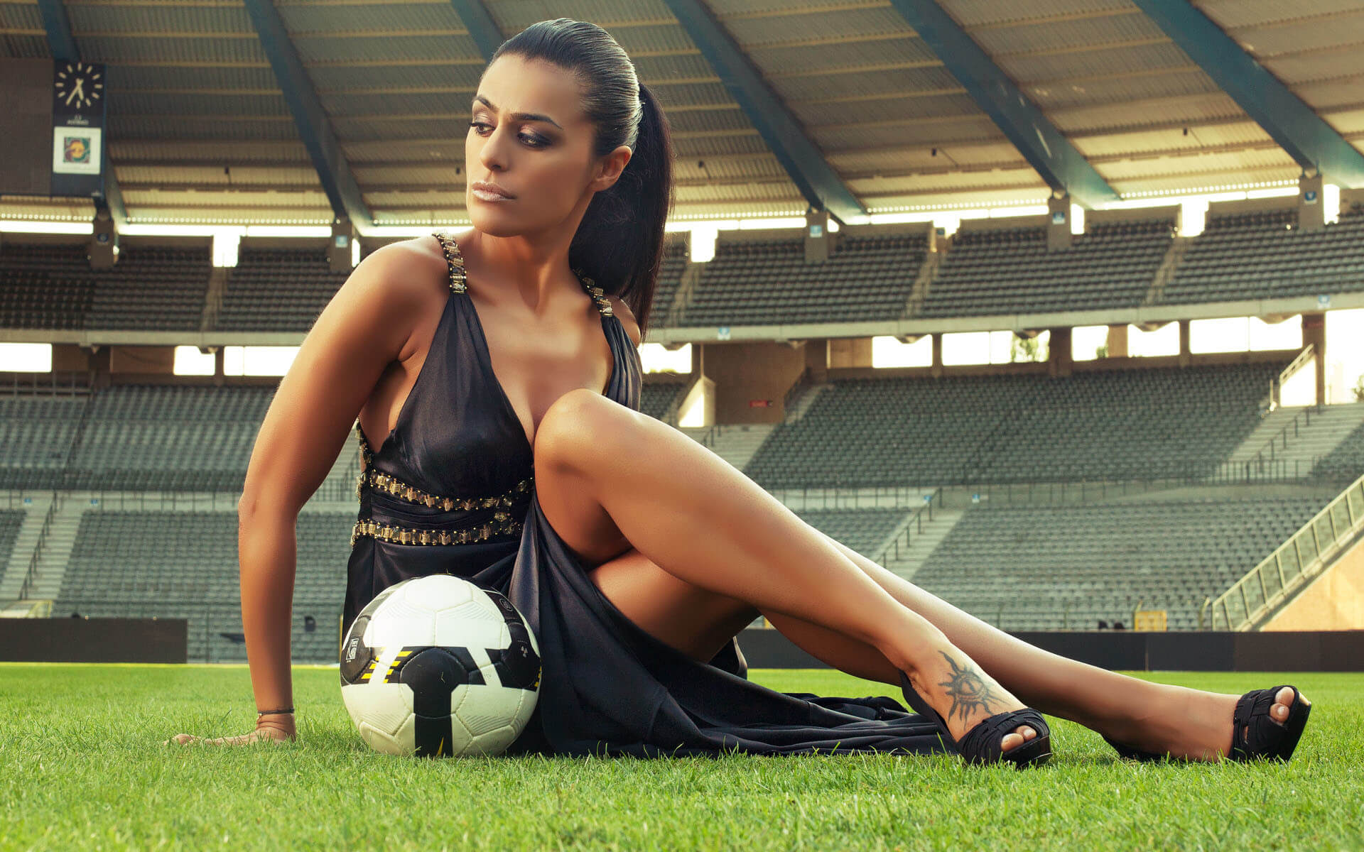 wallpapers of girl football - photo #11