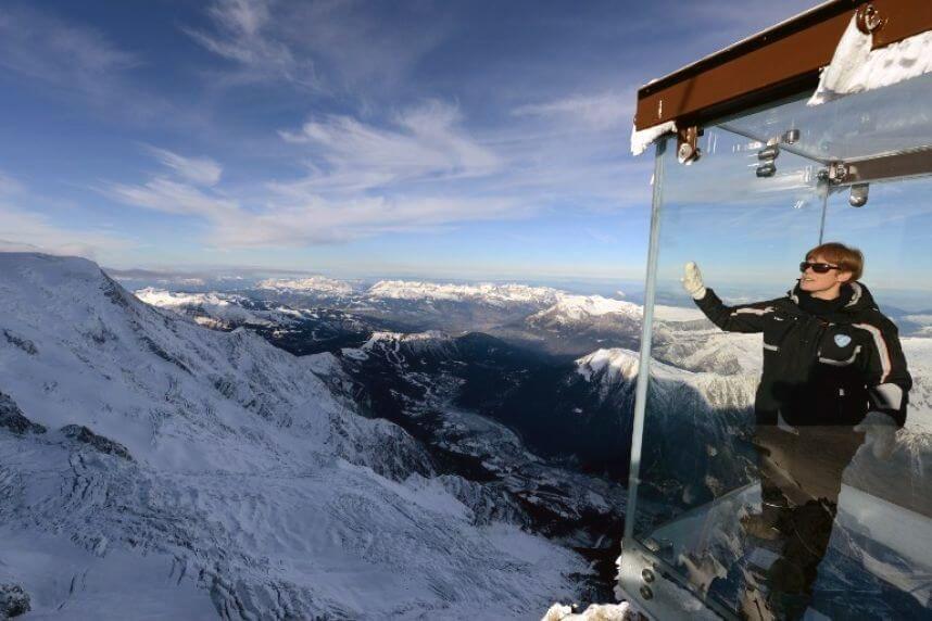 Унікальний атракціон для сміливих побудували на висоті 3842 метра