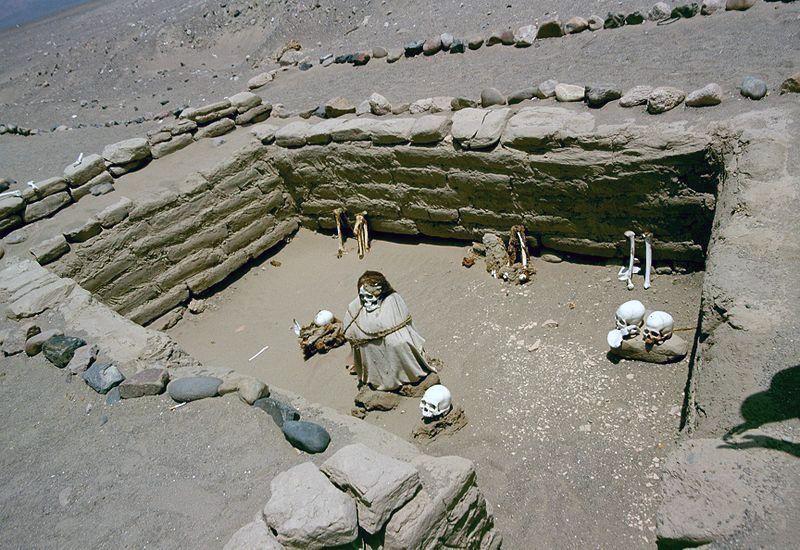 Незвичайне кладовище Чаучілла