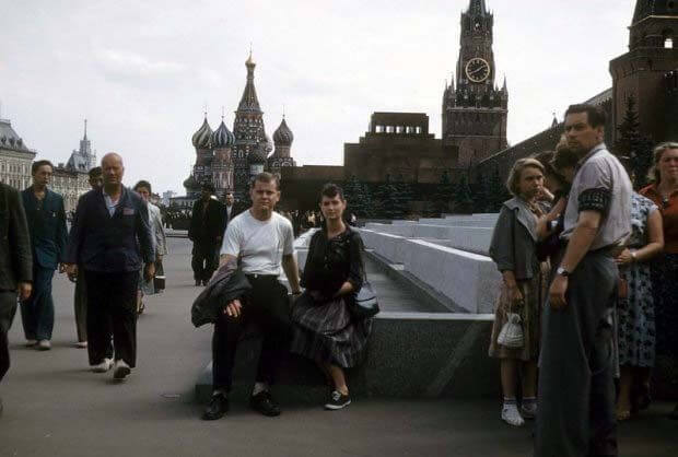 СРСР в 1958 році