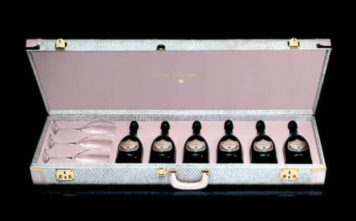 10 найдорожчих пляшок шампанського в світі
