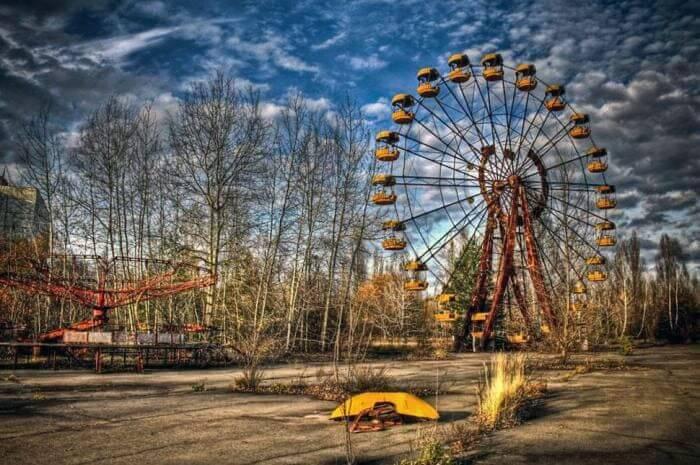 10 закинутих місць, які надовго врізаються в пам'ять