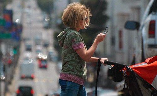 Як мобільні телефони травмують пішоходів?