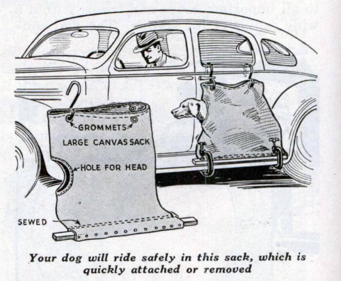 10 божевільних наворотів, які використовувалися в старих авто