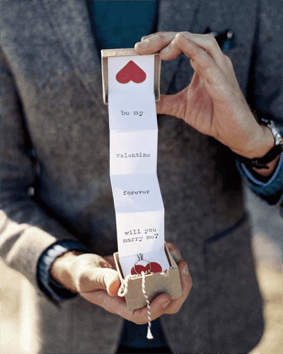 15 оригінальних і зворушливих пропозицій руки і серця