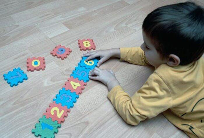 Чим корисне навчання математики в ранньому віці?