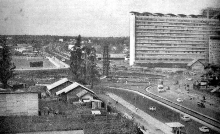 """""""Тоді і зараз"""": як змінилися міста за кілька десятиліть"""