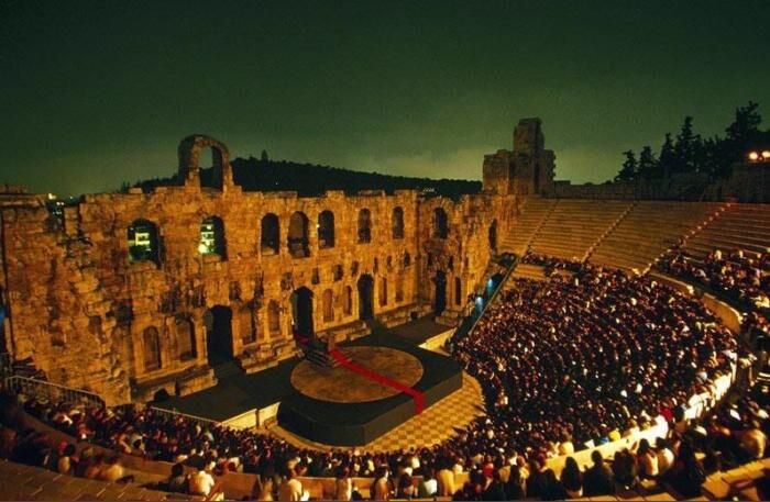 10 найдавніших у світі театрів, в яких можна побувати сьогодні