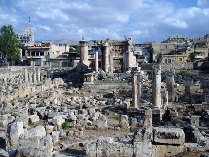 Найдавніші міста в світі