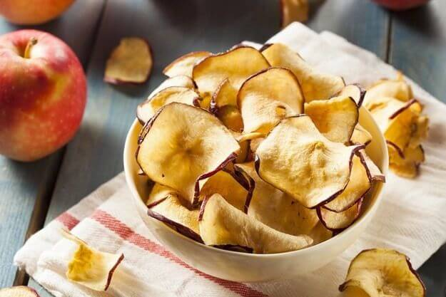 Чіпси з овочів і фруктів: 7 рецептів + секрети пріготвленія