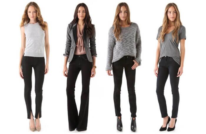 Як зберегти колір темних джинсів