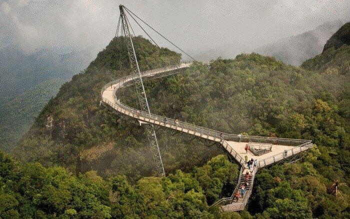16 найбільш лякаючих-високих місць на планеті