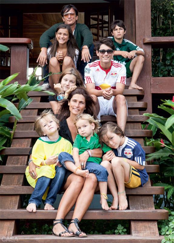 Сім'я, де семеро дітей - не перешкода, а головний мотиватор для успіху