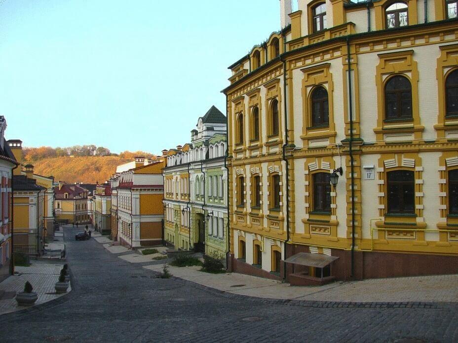 Що варто подивитися в Києві в першу чергу?
