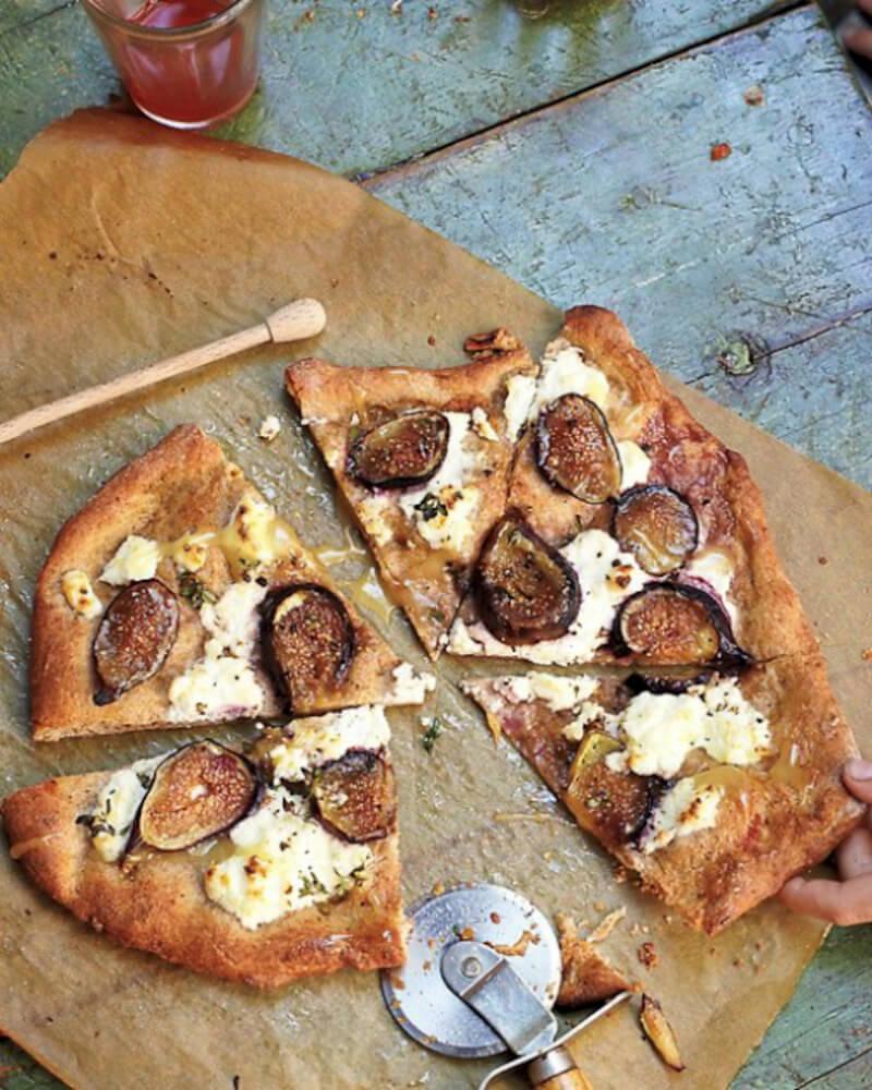 Як зробити домашню піцу менш шкідливою?