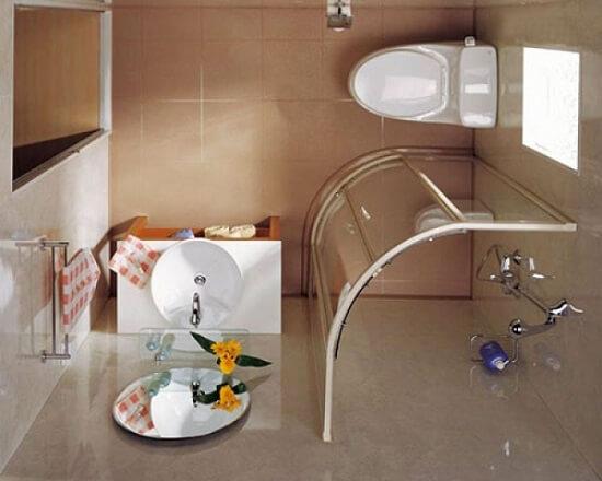 9 чудових ідей для маленької ванної кімнати. Поради щодо візуального збільшення простору