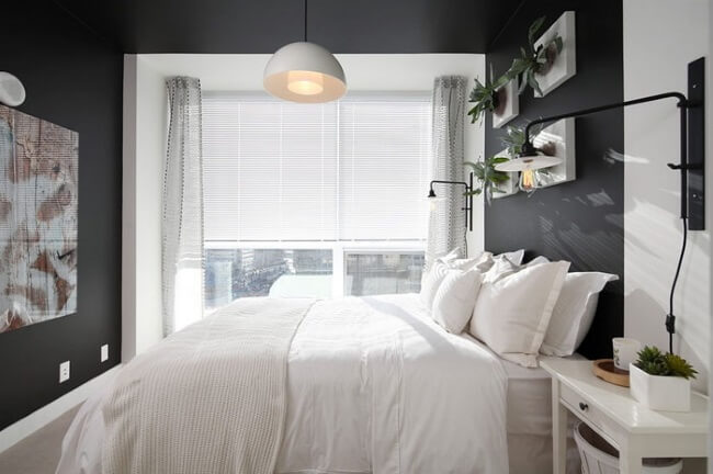 Візуальні хитрощі: 7 простих способів зробити темну кімнату світліше і просторіше.