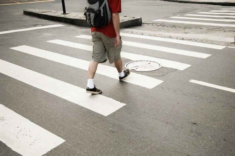 Перший в Іспанії «розумний» пішохідний перехід